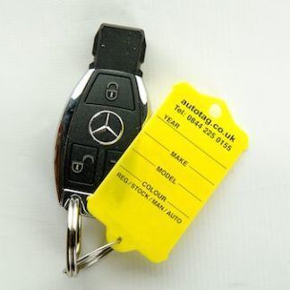 Sales Dept Mk I Key Tags