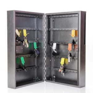 Security Key Cabinets and lockable security key safes for ...