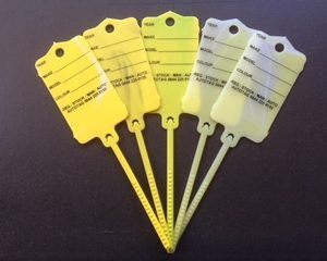 Eco Tags - Mk II Key Tags