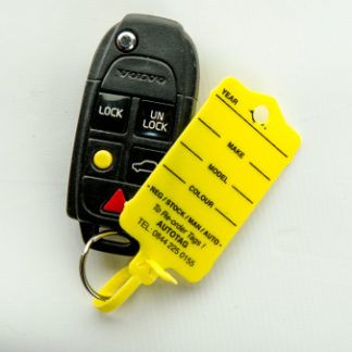 Sales Dept Mk II Key Tags