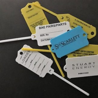 Personalised Key Tags
