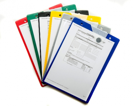 A4 Job Sheet Covers