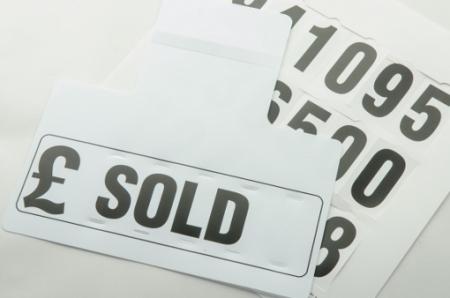 885-00 & 886-00 Visor Price Panel & Number Sheet